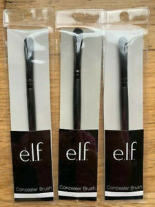 ELF CONCEALER BRUSH CONCEALING SMOOTHLY, EYES FACE BLEMISHES - BEST SELLER