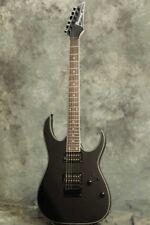 Guitare electrique Ibanez Rg421ex BKF RG 421 EX cordes couleur Noir