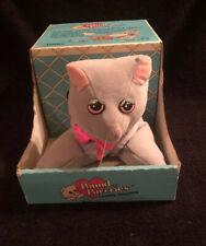 """Vintage 1986 Tonka Pound Purries #7840 Grey Cat 12"""" Size NEW w/Box"""