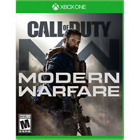 Activision Call of Duty: Modern Warfare Standard Edition (Xbox One)