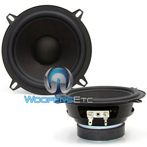 "(2) FOCAL AUDIO OEM 5.25"" MIDRANGES 5 1/4"" SOUND QUALITY SPEAKERS BY JM LABS NEW"