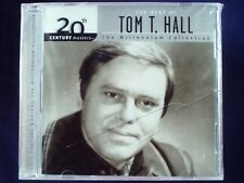 Tom T. Hall - 20th Century Masters CD Sealed USA Jewel Case Cracked