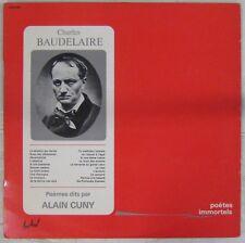 Baudelaire dit par Alin Cuny 33 Tours Festival