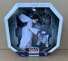 Hasbro Star Wars Forces of Destiny Princess Leia Organa Platinum Edition Doll