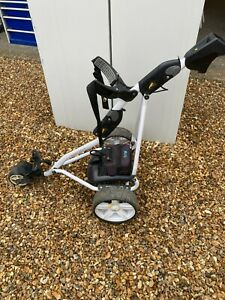 POWAKADDY SPORT ELECTRIC GOLF TROLLEY with Lithium battery and charger