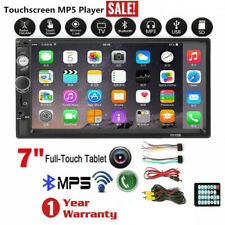 7 inch Touch Screen Car Stereo Radio 2 DIN Car MP5 Player Bluetooth Radio+Camera