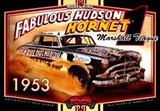 Moebius Models 1:25 1953 Teague Hudson Hornet Model Kit 1206 MOE1206