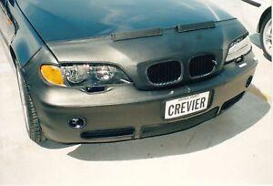 Colgan Front End Mask Bra 2pc.Fits BMW 325i 325xi sedan ,Sport Wagon 02-05 w/TAG