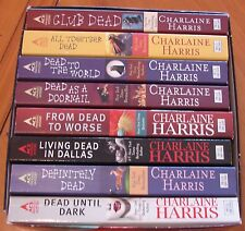 Charlaine Harris The Sookie Stackhouse Novels  Boxed Set of 7 Paperbacks