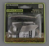Spear & Jackson 6657BLADEKEW Ersatz-Klinge & Feder Bypass Gartenschere CSL-K-1A