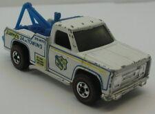 Redline Hotwheels White 1975 Ramblin Wrecker Phone Number oc16937
