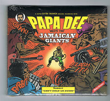 PAPA DEE MEETS THE JAMAICAN GIANTS - CD 10 TITRES - 2012 - NEUF NEW NEU