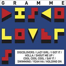GRAMME-DISCO LOVERS-IMPORT CD WITH JAPAN OBI E51
