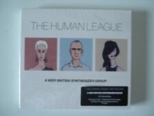 The Human League - A Very British Synthesizer Group, Deluxe Edition, 2 CD,