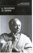 G9 Il governo di Verre Mario Prosperi Renzo Giovampietro