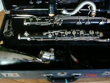 Selmer Paris  Bb Bass Clarinet to Low Eb