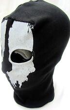call of duty GHOST FACE MASK 1 Size Balaclava Halloween Mask Biker Hood