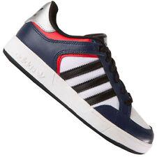 Scarpe blu marca adidas per bambini dai 2 ai 16 anni tela