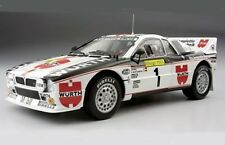 KYOSHO 8302J LANCIA RALLY 037 diecast model car WUERTH Winner Rohrl 1983 1:18th