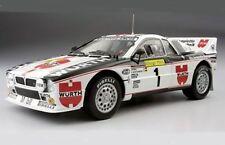 KYOSHO 8302J LANCIA RALLY 037 Modello Pressofuso Auto Wuerth WINNER ROHRL 1983 1:18th