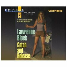 Catch and Release by Lawrence Block (2013, MP3 CD, Unabridged)