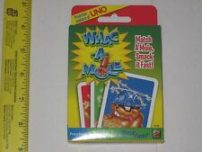 Whac-A-Mole Preschool Card Game - By Mattel, Family Action, Fun, Play, Slap, Toy
