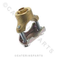 Morsetto a flangia per il montaggio PEL 20 21 21 s) Valvole Gas Su Tubi Rotondi / tubo / tubo