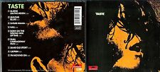 Taste (feat Rory Gallagher) cd album- 1969 self titled release