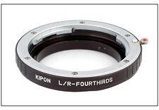 Leica R lens to OLYMPUS 4/3 four-third mount Kipon adapter