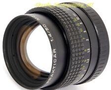 Prakticar PANCOLAR 1.4/50mm RARE Lens by Pentacon DDR in Praktica PB + CANON EOS