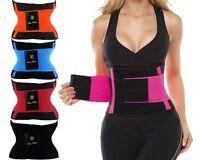 Xtreme Power Belt Hot Slimming Fajas Trimmer Workout Body Shaper Waist Trainer