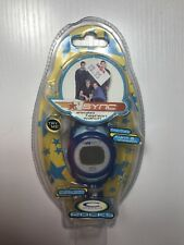 Nsync N Sync 2000 C Watch Animated Lcd Wristwatch Rare! Uponed