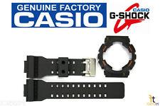 CASIO GA-110TS-1A4 G-Shock Original Charcoal BAND & BEZEL Combo