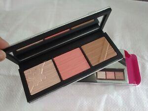 Mac Shiny Pretty Things Face Compact (Fair) Blush and Bronzing Powder