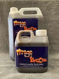 Mirage King Crab shellfish Hydro liquid 1 litre