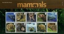GB Stamps 2010 'Mammals' Presentation Pack #440