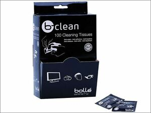 Bollé Safety - Anti-Static Cleaning Tissue Dispenser (100)