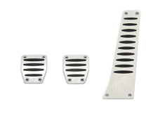 Dinan Pedal Cover Set for BMW with Manual Transmission Heel Toe Drift Clutch