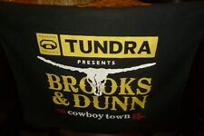 promotional chair covers from the Brook & Dunn concert