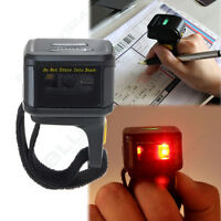 Wireless Bluetooth 2D Barcode Scanner Reader For Apple IOS Android Windows 7/8
