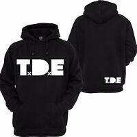 TDE J COLE Hoodie Top Dawg Entertainment Dreamville Records Kendrick Sweatshirt