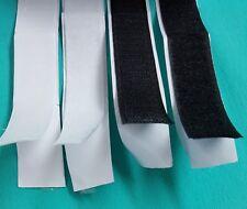 0,43-20,90 €/m Klettband zum Aufnähen & Selbstklebend 20-150mm Großhandel Preise