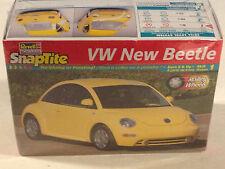 NEW! Revell SNAPTITE VW beetle CONCEPT Model kit 1/25 scale SKILL LEVEL 1