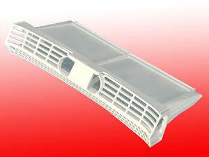 Taschensieb Filter Flusensieb Wäschetrockner Bosch Siemens Constructa 00652184