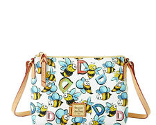 Dooney & Bourke Bumble Bee Crossbody Pouchette Shoulder Bag