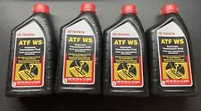 4 Quarts of GENUINE TOYOTA ATF WS Automatic Transmission Oil Fluid Lexus Scion