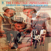The Impressions - The Versatile Impressions (Vinyl LP - US - Original)