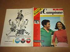 RIVISTA SPORTIVA IL CAMPIONE ANNO 1956 ANNO II° N°29 MONTUORI FESTUCCI A.MAGNANI