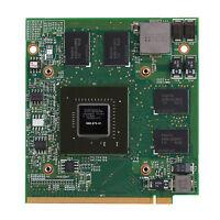 Replace f. HP 8530W 8530P Nvidia 512MB Quadro FX 770M MXM VGA Video Graphic Card