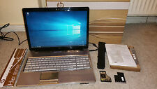 HP PAVILION-1196EG 17 ZOLL 640 GB INTEL CORE 2 DUO 2,26GHz 4GB BLU-RAY NOTEBOOK